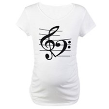 Music heart Shirt