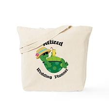 Retired Wedding Planner Tote Bag