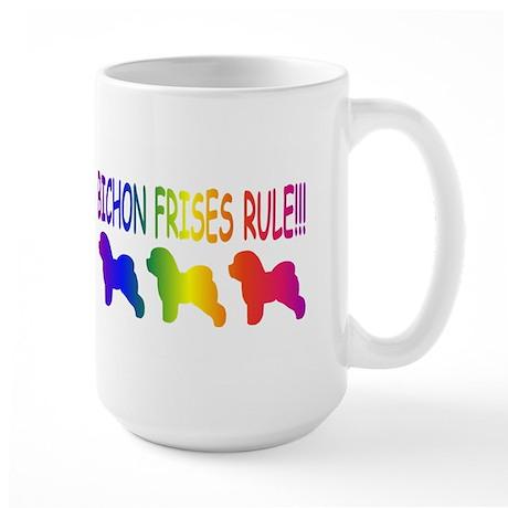 Bichon Frise Large Mug