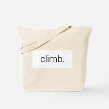 Climb Tote Bag