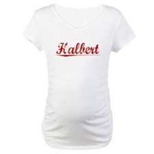 Halbert, Vintage Red Shirt
