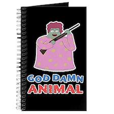 Damn Animal Journal