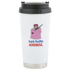 Damn Animal Travel Mug