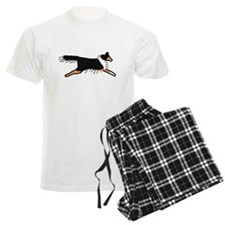 Tri-Color Sheltie pajamas