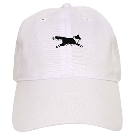 Bi-Black Sheltie Cap
