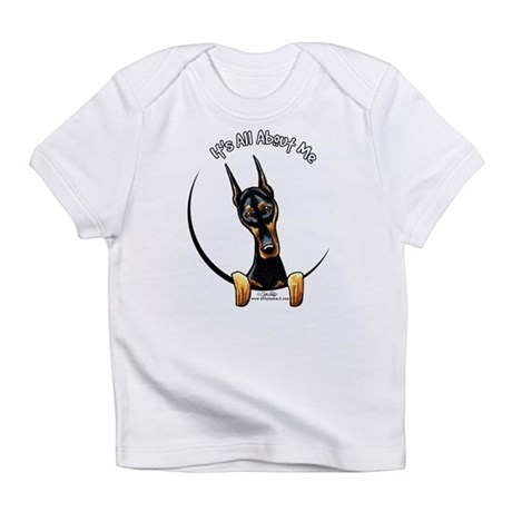Doberman IAAM Infant T-Shirt