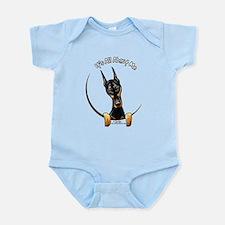 Doberman IAAM Infant Bodysuit