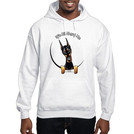 Doberman IAAM Hooded Sweatshirt