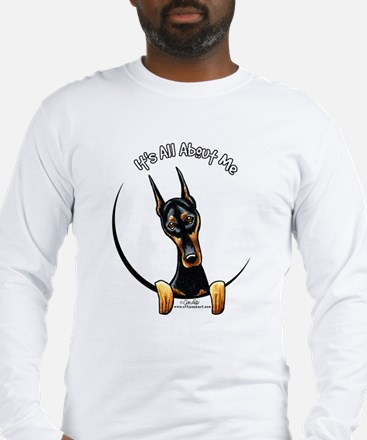 Doberman IAAM Long Sleeve T-Shirt