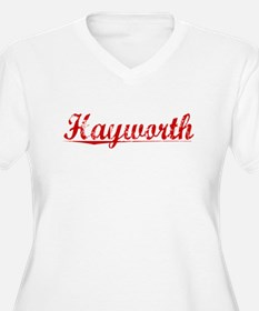 Hayworth, Vintage Red T-Shirt