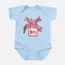 Bacon Element Infant Bodysuit
