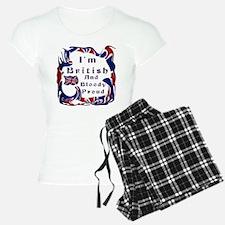 Im British And Bloody Proud Pajamas