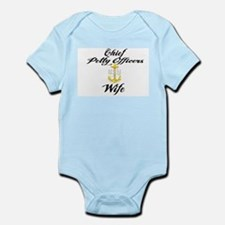 CPO Wife Infant Bodysuit