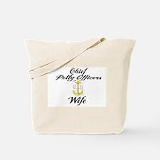 CPO Wife Tote Bag