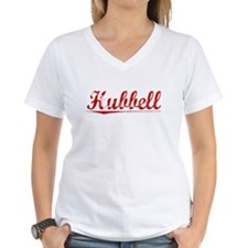 Hubbell, Vintage Red Shirt