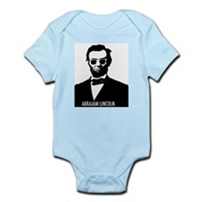 AbraJAM Lincoln Infant Bodysuit