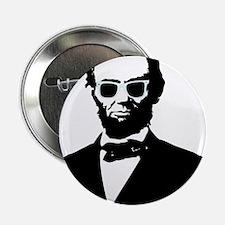 """AbraJAM Lincoln 2.25"""" Button"""
