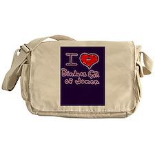 i love binders full of women Mitt Romney Messenger