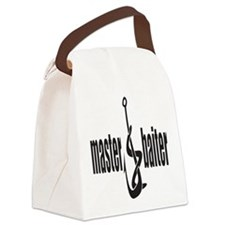 master-baiter.png Canvas Lunch Bag