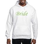 Bride (green) Hooded Sweatshirt