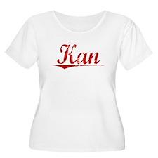 Kan, Vintage Red T-Shirt