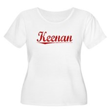 Keenan, Vintage Red T-Shirt