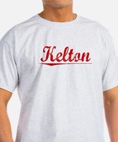 Kelton, Vintage Red T-Shirt