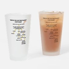 Should you eat that Bacon Drinking Glass