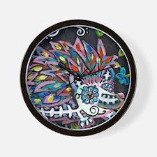 Erizo Wall Clock