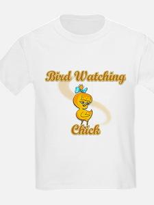 Bird Watching Chick #2 T-Shirt