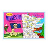 Minnesota Postcards