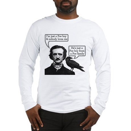 Poe Boy II Long Sleeve T-Shirt