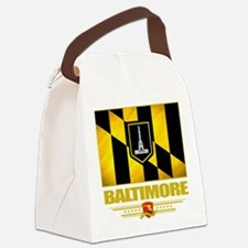 Baltimore (Flag 10).png Canvas Lunch Bag