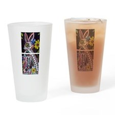 Conejita Drinking Glass