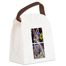 Conejita Canvas Lunch Bag