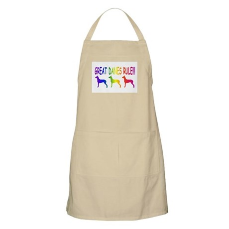 Great Dane Apron