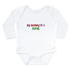 Unique Nurse kid Long Sleeve Infant Bodysuit