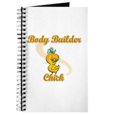 Body Builder Chick #2 Journal