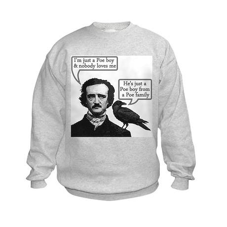 Poe Boy Kids Sweatshirt