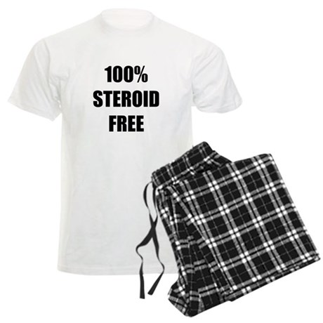 Steroid Free Men's Light Pajamas