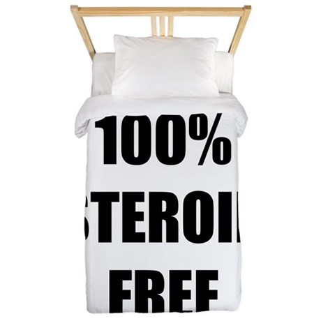 Steroid Free Twin Duvet