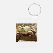 Curious Frog Keychains