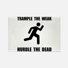Trample Hurdle Rectangle Magnet (10 pack)