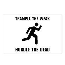 Trample Hurdle Postcards (Package of 8)