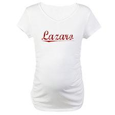Lazaro, Vintage Red Shirt