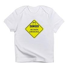 Women Drinking Infant T-Shirt