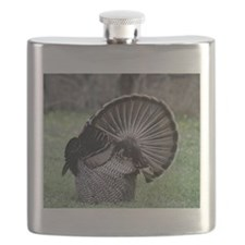 Shake Your Tail Feathers Flask
