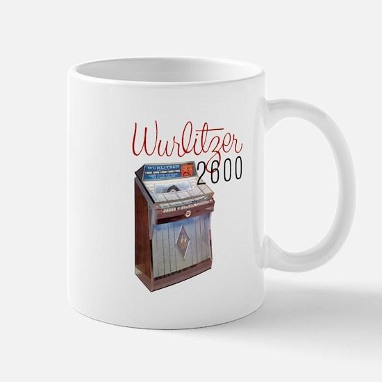 2600 (200 Selections) Mug