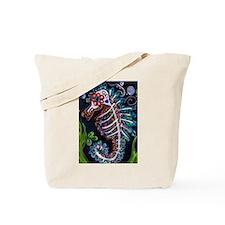 Caballito de Mar Tote Bag