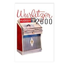 2600 (100 Selections) Postcards (Package of 8)